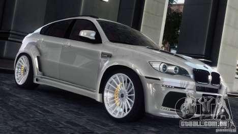 BMW X6 Hamann para GTA 4