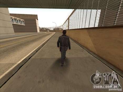 Max Payne para GTA San Andreas segunda tela