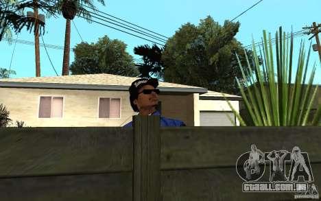 Crips 4 Life para GTA San Andreas segunda tela
