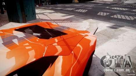 Lamborghini Aventador LP700-4 2011 [EPM] para GTA 4 motor