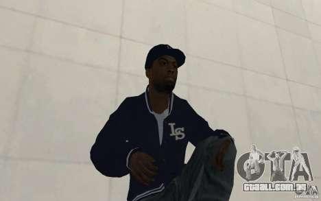 Nova Wbdug1 para GTA San Andreas segunda tela