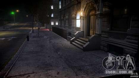 Mid ENBSeries By batter para GTA 4 traseira esquerda vista