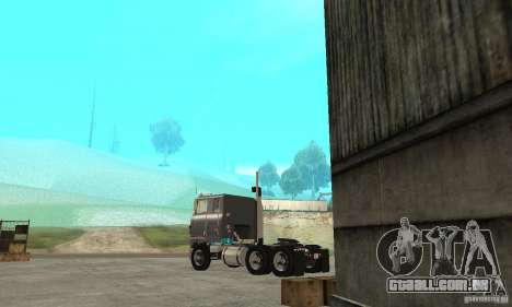 International Transtar II 1975 para GTA San Andreas vista traseira