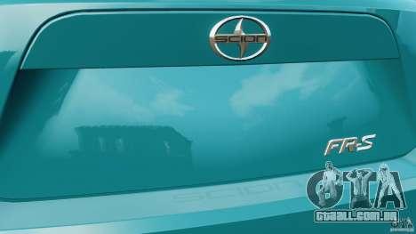 Scion FR-S para GTA 4 rodas