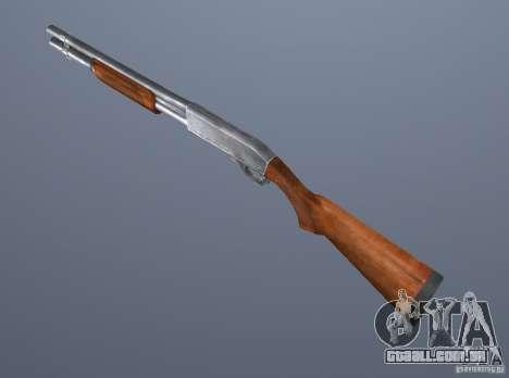 Grims weapon pack3-4 para GTA San Andreas terceira tela