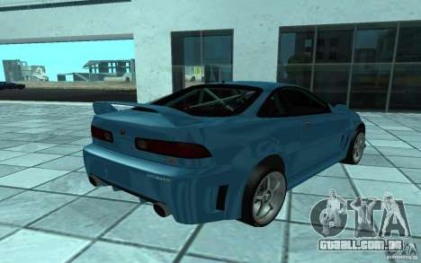 Acura Integra Type-R para GTA San Andreas vista direita