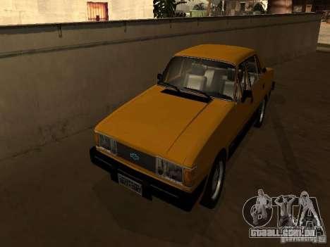 Chevrolet Opala BMT para GTA San Andreas