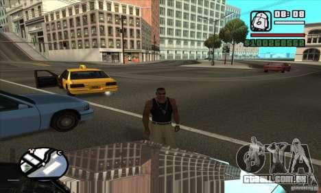 Enb Series HD v2 para GTA San Andreas sexta tela