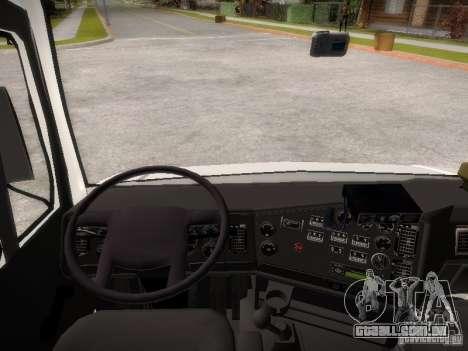 Mercedes Benz 710 para GTA San Andreas esquerda vista