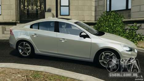 Volvo S60 R-Designs v2.0 para GTA 4 esquerda vista