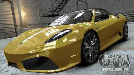 Ferrari Scuderia Spyder 16M para GTA 4