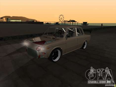 Estilo de drift VAZ 2106 para GTA San Andreas