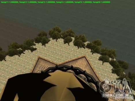 Estátua da liberdade 2013 para GTA San Andreas