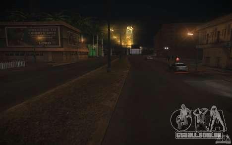 Estrada de HD v 2.0 Final para GTA San Andreas terceira tela