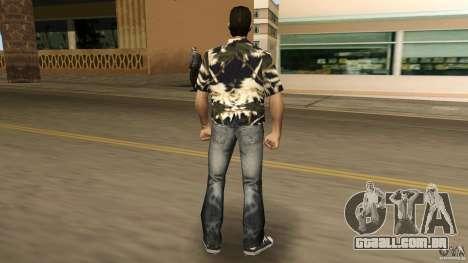 Desgaste Vercetti Gang para GTA Vice City terceira tela