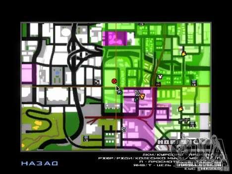 Mesquita e animação, oração para GTA San Andreas sexta tela