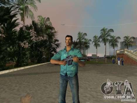 Superior Parque Nacional armas para GTA Vice City sexta tela