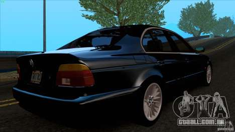ENBSeries by Allen123 para GTA San Andreas segunda tela