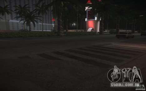 Estrada de HD v 2.0 Final para GTA San Andreas sétima tela