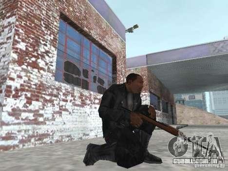 M1A1 Carbine para GTA San Andreas terceira tela