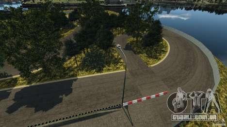 Bihoku Drift Track v1.0 para GTA 4 terceira tela