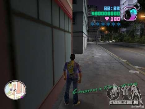 Novas skins Pak para GTA Vice City nono tela