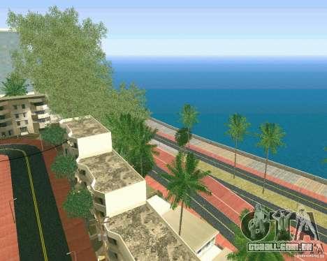 Novas texturas de Los Santos para GTA San Andreas