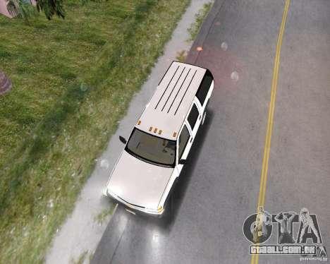 Chevrolet Suburban 1996 para GTA Vice City