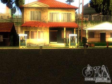 Base da Grove Street para GTA San Andreas segunda tela