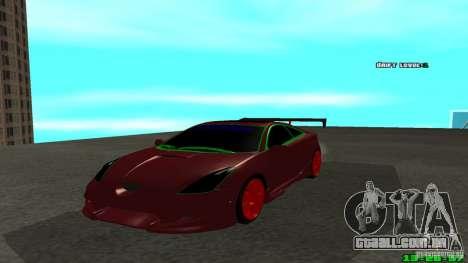 Toyota Celica v2 para GTA San Andreas