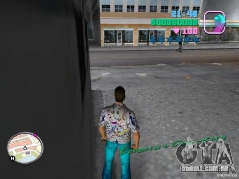 Novas skins Pak para GTA Vice City terceira tela