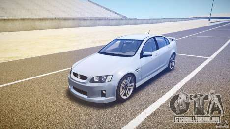 Holden Commodore SS (CIVIL) para GTA 4