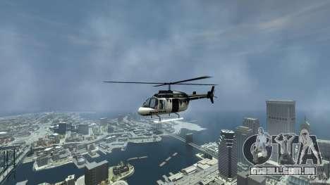 All new Tourmav para GTA 4 vista interior