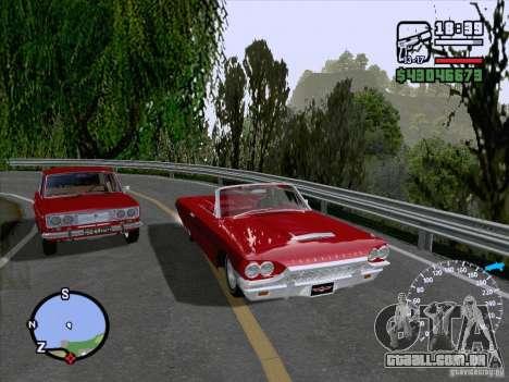 ENB Series v1.5 Realistic para GTA San Andreas sexta tela