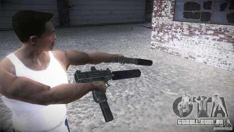 Weapon Pack by GVC Team para GTA San Andreas terceira tela
