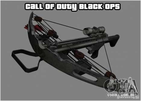Besta de Black Ops para GTA San Andreas