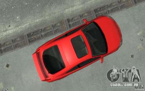 Acura RSX para GTA 4 vista direita