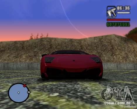 Enb series by LeRxaR para GTA San Andreas terceira tela