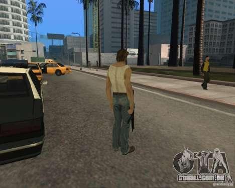 Pele Wolwerine para GTA San Andreas terceira tela
