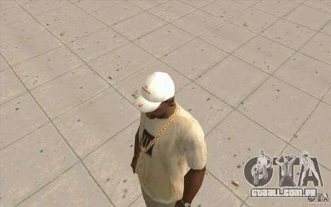 Tampa honda para GTA San Andreas