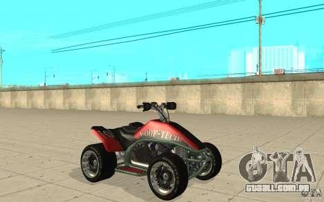 Powerquad_by-pele 2-MF Woofi para GTA San Andreas