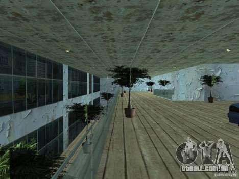 IMW Old Zastava Car Showroom para GTA San Andreas terceira tela