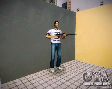 Armas de Pak de GTA4 para GTA Vice City sexta tela
