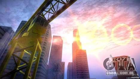 Advanced Graphic Mod 1.0 para GTA San Andreas