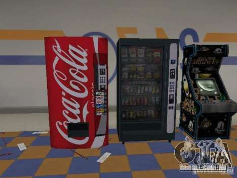 HD Machines v1 para GTA San Andreas