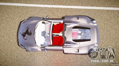 Ferrari F430 Extreme Tuning para GTA 4 vista de volta