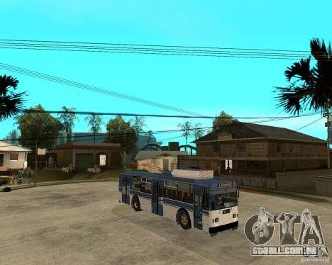 ZiU 52642 para GTA San Andreas vista direita