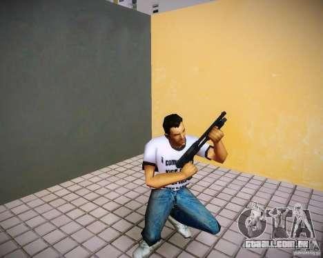 Armas de Pak de GTA4 para GTA Vice City por diante tela