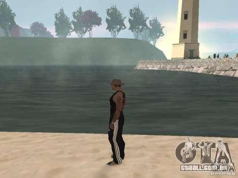 Escolher qualquer clima para GTA San Andreas sétima tela