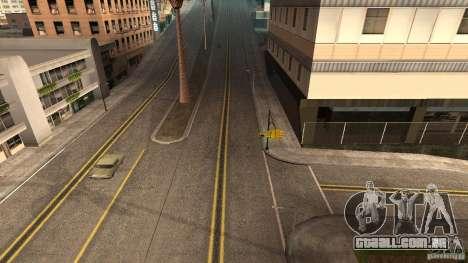 New HQ Roads para GTA San Andreas terceira tela